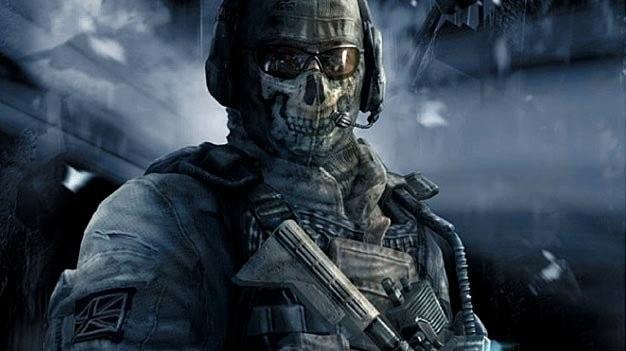 Ghost z Modern Warfare 2 - czy powstanie o nim gra? /Informacja prasowa