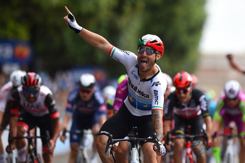 Giacomo Nizzolo /AFP/AFP DARIO BELINGHERI/ /AFP