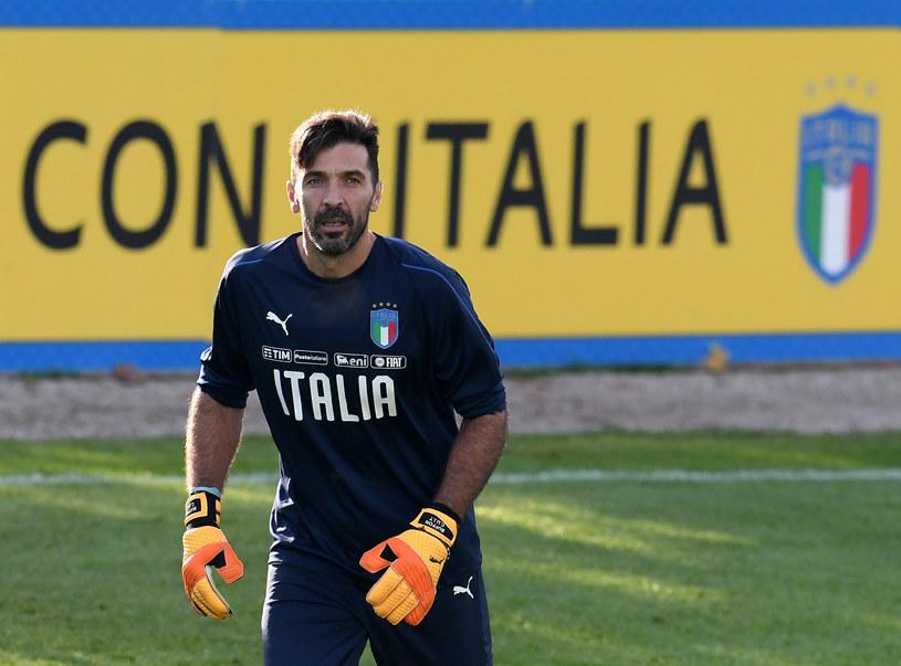 Gianlugi Buffon, bramkarz reprezentacji Włoch /Claudio Villa /Getty Images