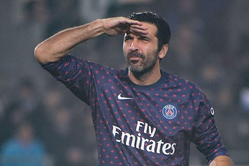 Gianlugi Buffon szuka nowego klubu /AFP