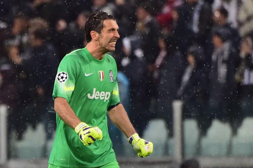 Gianluigi Buffon, bramkarz Juventusu i reprezentacji Włoch /AFP