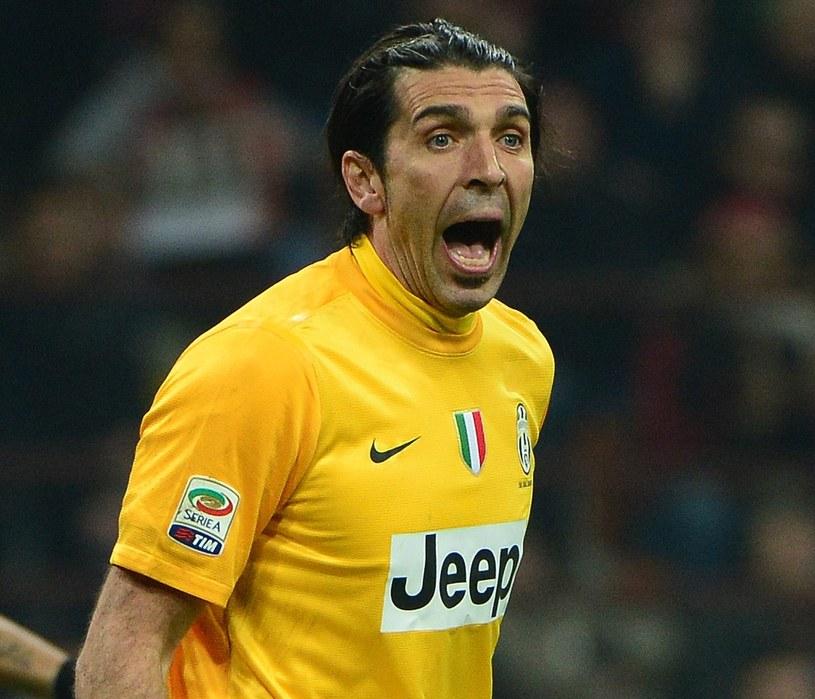 Gianluigi Buffon /AFP