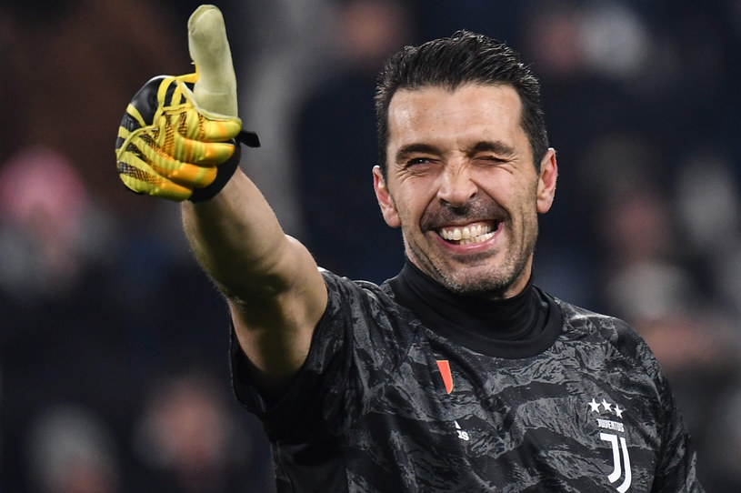 Gianluigi Buffon /MARCO BERTORELLO /East News