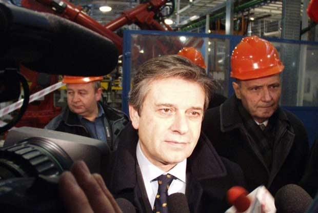 Gianni Coda (kliknij) /INTERIA.PL
