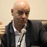 Gianni Infantino: Powiększenie liczby zespołów grających w mundialu możliwe już w 2026 roku