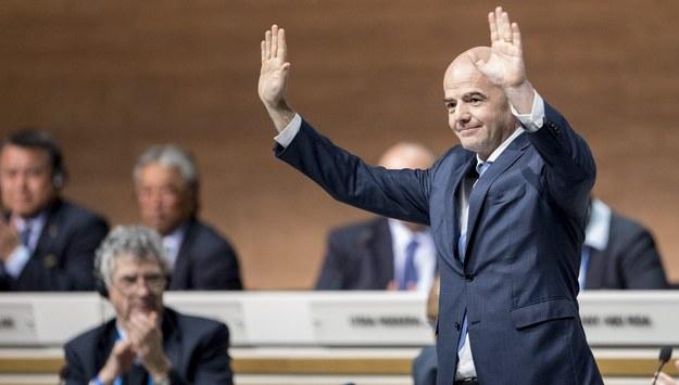 """Gianni Infantino szefem światowego fubtolu. """"Musimy sprawić, by znowu zaczęto ufać FIFA"""""""