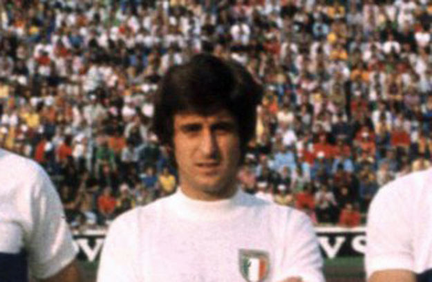 Gianni Rivera w 1974 roku /AFP