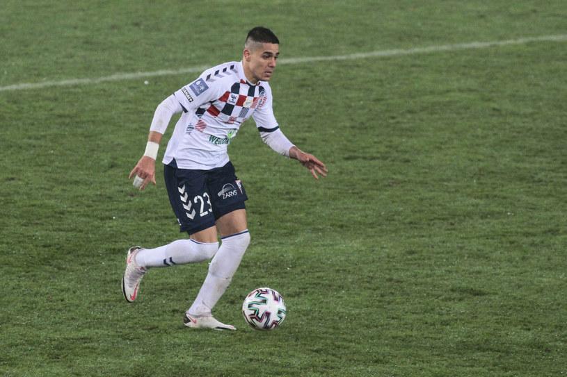Giannis Masouras /Tomasz Kudala /East News