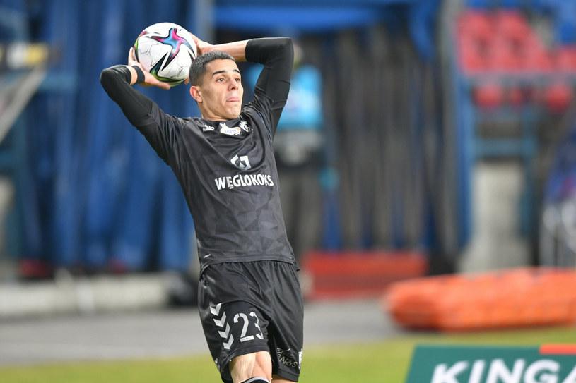 Giannis Masouras /Artur BARBAROWSKI/East News /East News