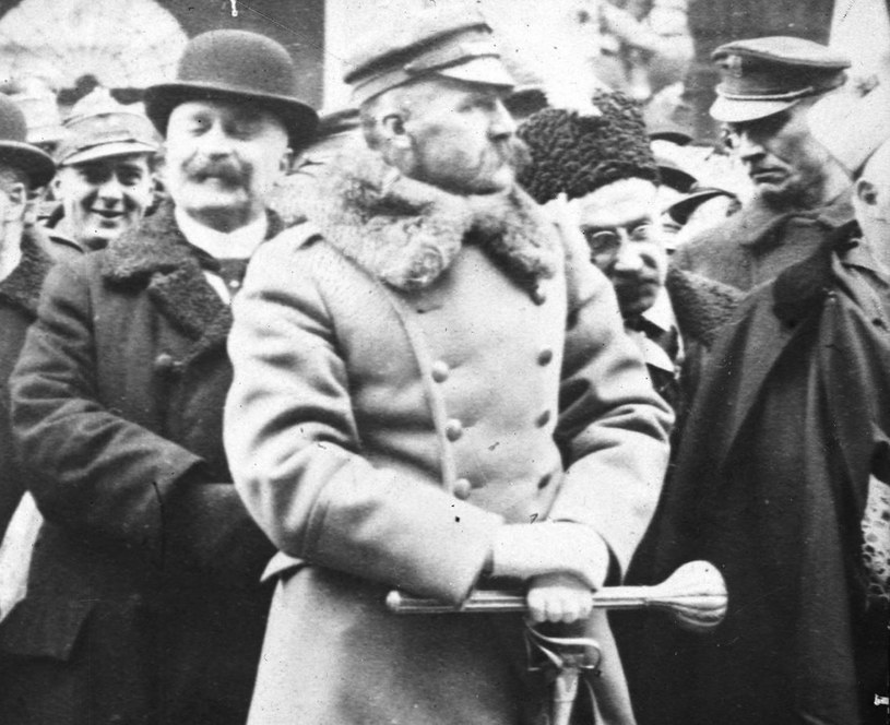 Gibson uważał, że główną wadą Piłsudskiego był jego egotyzm /domena publiczna