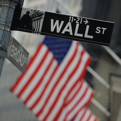 Giełdowe indeksy w Stanach Zjednoczonych spadły nieco podczas czwartkowej sesji /AFP