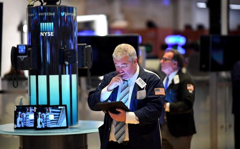 Giełdy na Wall Street zakończyły wtorkową sesję solidnymi wzrostami /AFP