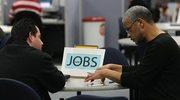 Giełdy patrzą na rynek pracy