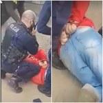 """Gienek z serialu """"Rolnicy. Podlasie"""" zatrzymany przez policję. Brutalna interwencja"""