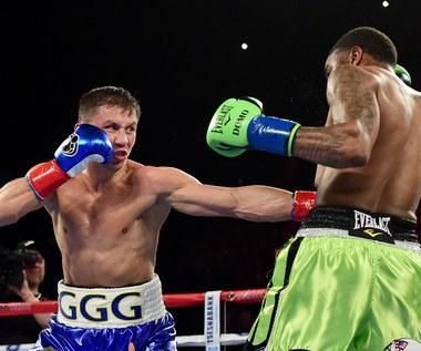 Giennadij Gołowkin: Ja chcę swój pas WBC