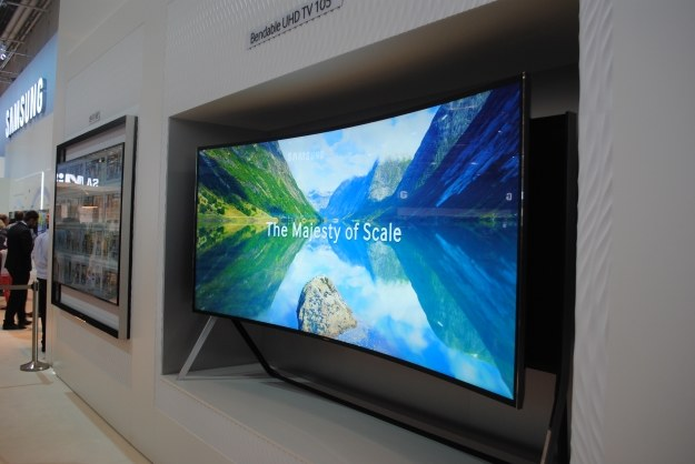 Giętkie 105 cali 4K Samsunga /INTERIA.PL