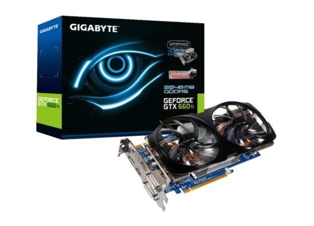 Gigabyte GeForce GTX 660 Ti /materiały prasowe