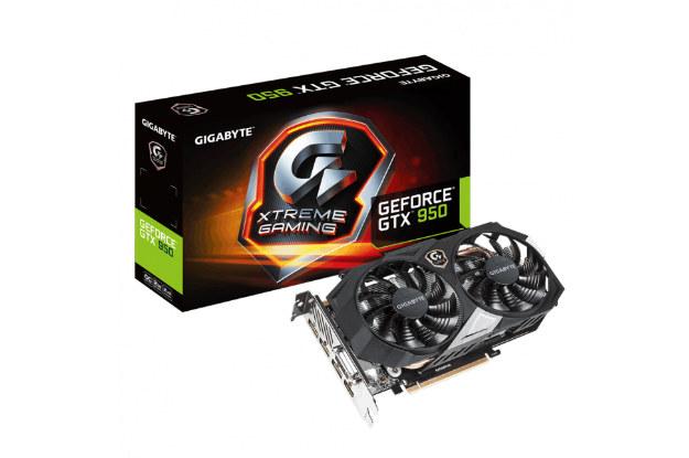 Gigabyte GeForce GTX 950 Xtreme Gaming /INTERIA.PL/informacje prasowe
