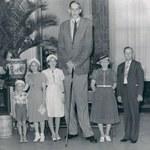 Gigant z USA - poznajcie najwyższego człowieka świata