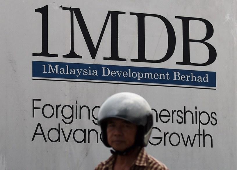 Gigantyczna afera zwuazana z 1 MDB Malezji /AFP