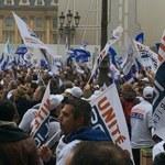 Gigantyczna fala protestów zdesperowanych policjantów we Francji!