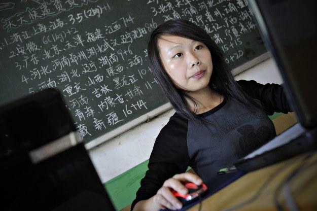 Gigantyczny atak DDoS sparaliżował chiński internet /AFP