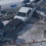 Gigantyczny karambol w Kanadzie. Zderzyło się 96 aut