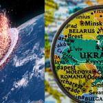 Gigantyczny meteoryt uderzył w Ukrainę 65 milionów lat temu