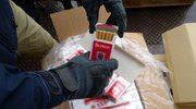 Gigantyczny przemyt papierosów: 18 milionów sztuk na dwóch statkach z Chin