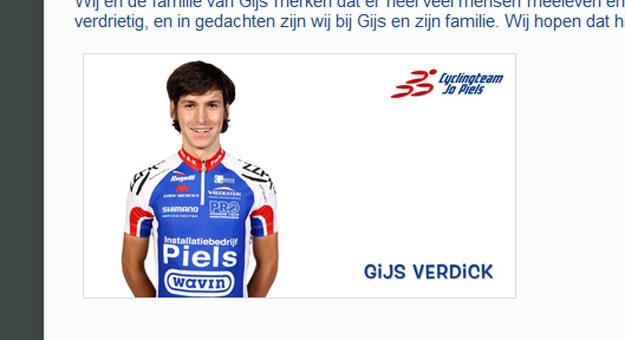 Gijs Verdick / http://www.cyclingteam-jopiels.nl /