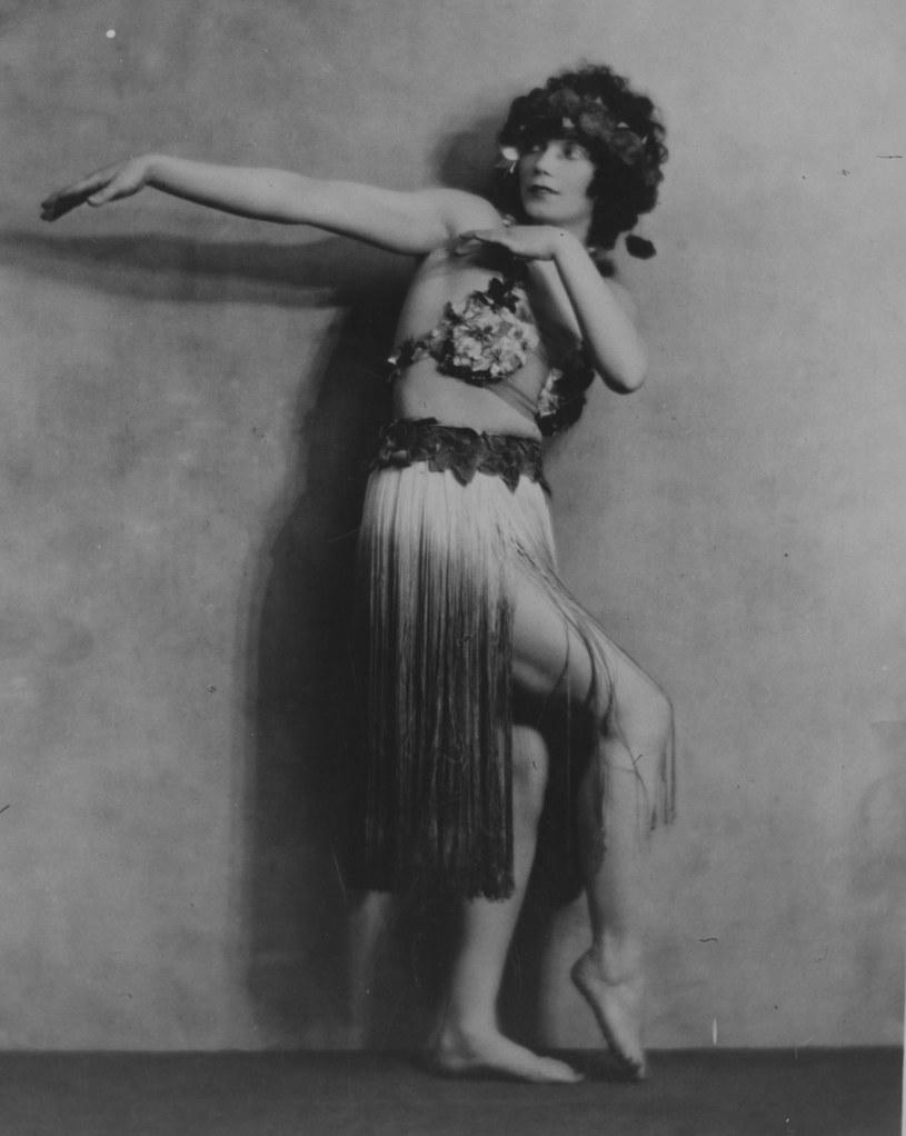 Gilda Gray przeszła do historii jako wynalazczyni tańca shimmy /General Photographic Agency /Getty Images