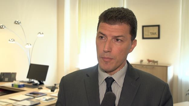 Gilles Clavie, prezes i dyrektor generalny Orbisu /newsrm.tv