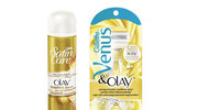 Gillette Venus&Olay i żel Satin Care Gillette Venus&Olay