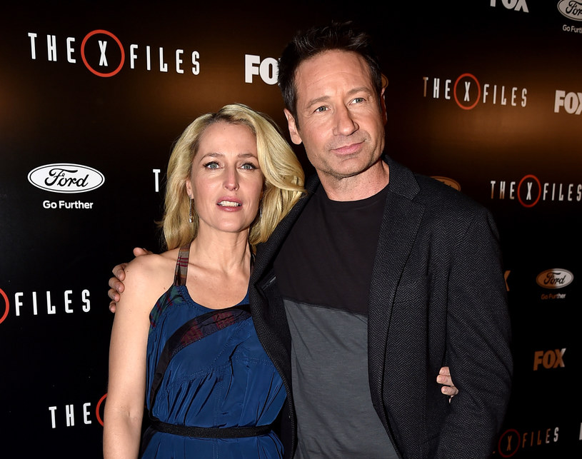 Gillian Anderson, David Duchovny /Kevin Winter /Getty Images