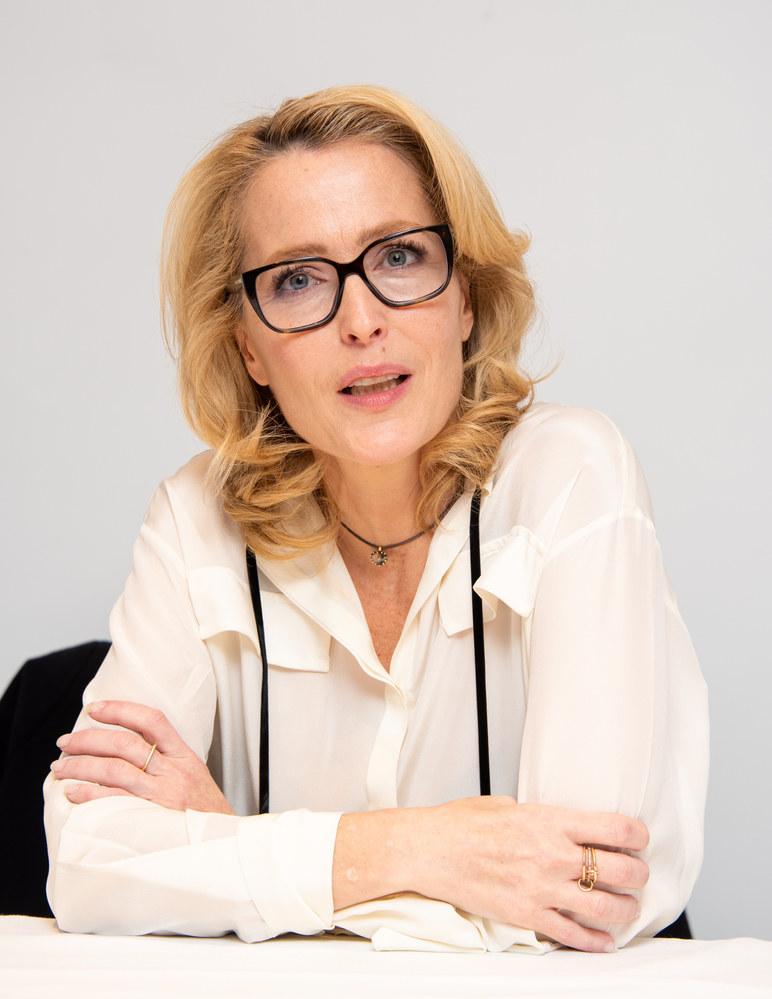 Gillian Anderson jako Margaret Thatcher /Getty Images