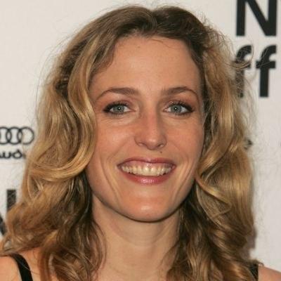 Gillian Anderson ponownie wcieli się w rolę agentki Scully /AFP