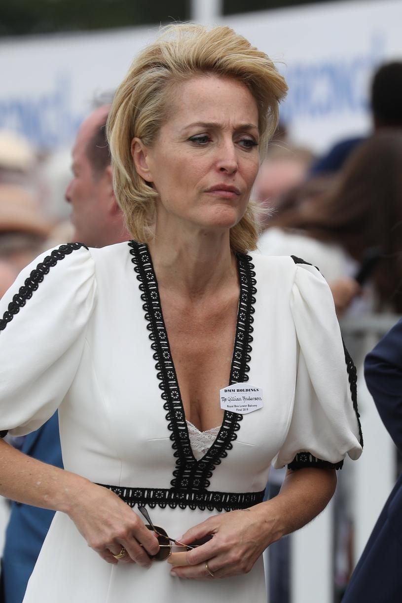 Gillian Anderson /Stephen Lock / i-Images /East News