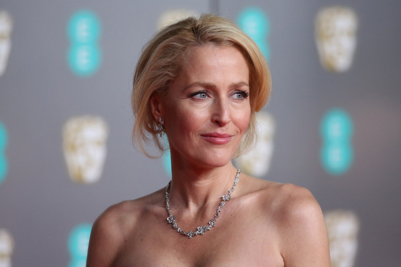 Gillian Anderson /Lia Toby /Getty Images