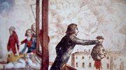 Gilotyna - nie krwawy teatr, lecz szybka śmierć