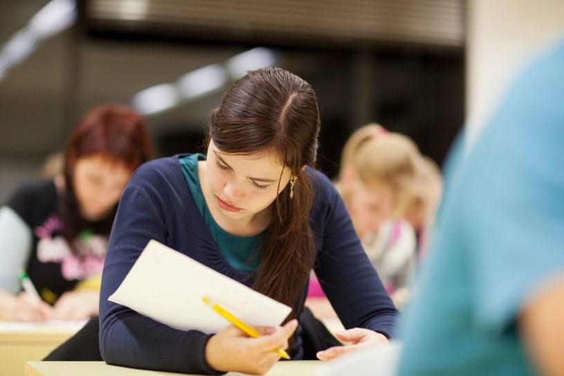 Gimnazjaliści przystąpią do egzaminu już 23 kwietnia /123RF/PICSEL