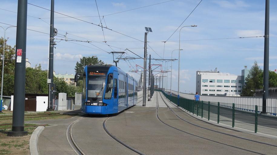 Gimnazjaliści z Krakowa będą korzystać z darmowej komunikacji miejskiej /DoP /Archiwum RMF FM