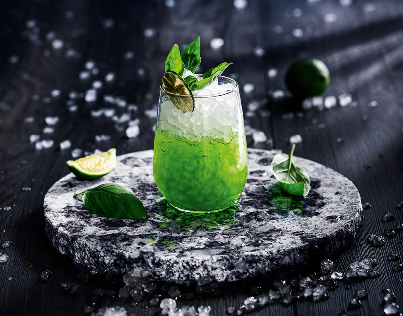 Gin Basil Smash /materiały prasowe