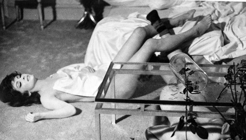 """Gina Lolobrigida w filmie """"Król, dama, walet"""" /INPLUS /East News"""