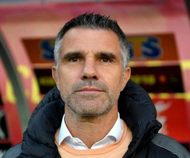 Gino Lettieri po meczu z Zagłębiem Sosnowiec (3-1). Wideo
