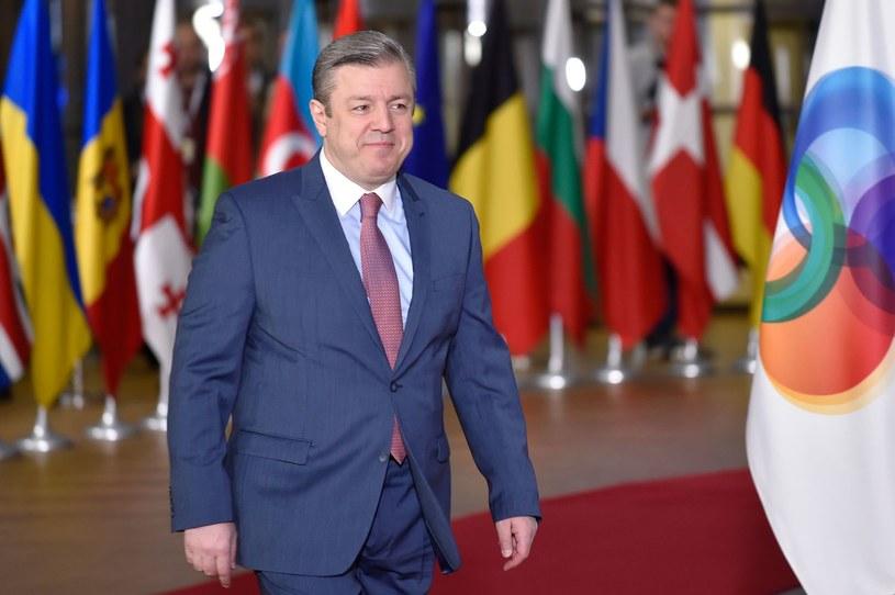 Giorgi Kwirikaszwili /JOHN THYS /AFP