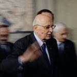 Giorgio Napolitano najstarszym prezydentem w historii Włoch
