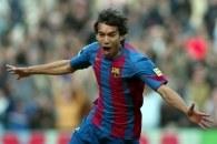 Giovanni Van Bronckhorst uratował Barcelonie remis z Betisem /AFP