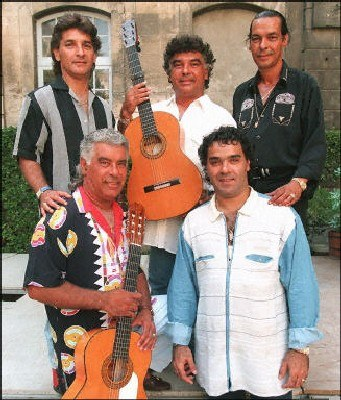 Gipsy Kings /AFP