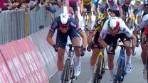 Giro D'Italia. Belg Tim Merlier zwycięzcą drugiego etapu. Wideo