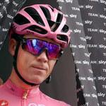 Giro d'Italia: Chris Froome zwycięzcą wyścigu